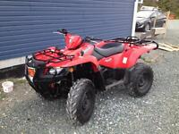 2007. 450 Suzuki King Quad 4x4 for sale