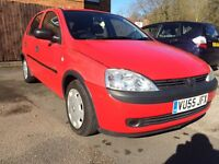 VAUXHALL CORSA LIFE TWINPORT (1.2LIT) IN GOOD CONDITION