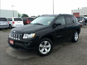 2012 Jeep Compass NORTH**4x4**BLUETOOTH**HEATED SEATS**