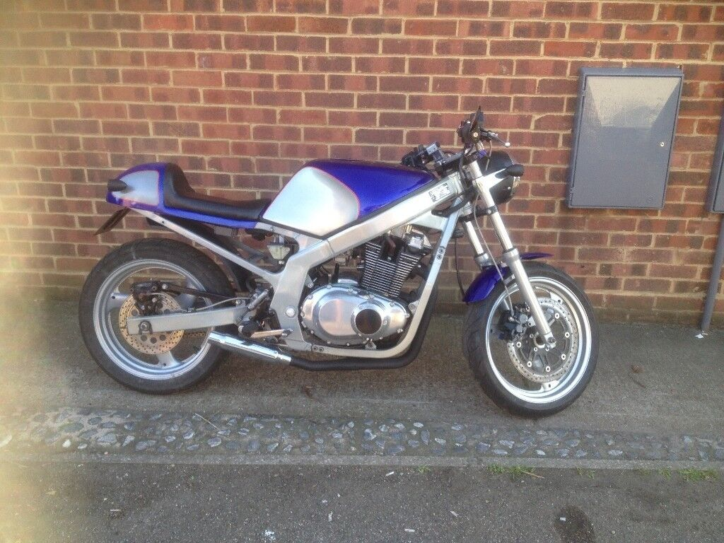 suzuki gs500 cafe racer in sittingbourne kent gumtree. Black Bedroom Furniture Sets. Home Design Ideas