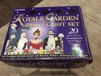 Royale Garden party light set