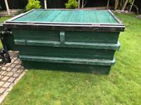 Large holding/Quarantine or breeding pond with filter chamber & UV