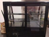 Polar Countertop Refrigerated Merchandiser