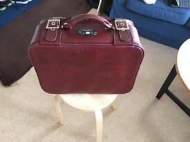 Vintage hand-luggage