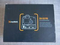 Beachtek DXA-SLR pro - XLR Adapter for DSLR Pro Sound recording, Excellent Condition + 3 batteries.