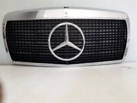 Mercedes W126 Grille