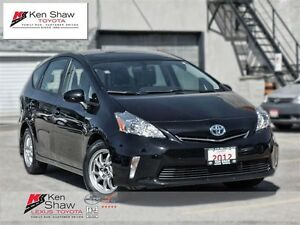 2012 Toyota Prius v TECH PACKAGE