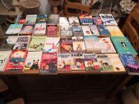 100 X assorted books joblot 1