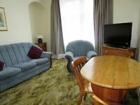 Dee Place Fully Furnished City Centre Flat One Double Bedroom Lounge Kitchen Bathroom DG and CH