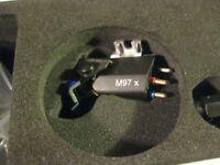 Shure Mx97e Audiophile Cartridge and Stylus