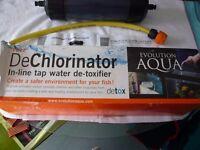 Aqua garden pond dechlorinator