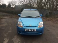 Chevrolet Metiz se 1.0 engine 5 doors 2007 3 owners mot June 17 ideal first car £650