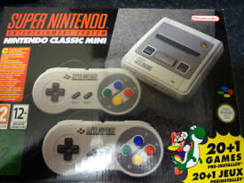 Used/working Mini Snes (pick up only)