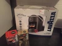 Lavazza Jolie Plus Coffee machine Brand New