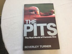 Hardback Book , The Pits , Beverley Turner , Only Read Once