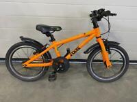 Frog 48 bike in orange