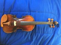 4/4 Beautiful Antique Violin for sale