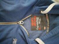 Men's XXL Superdry hoodie