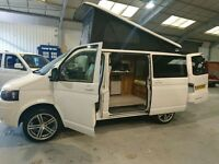 2015 VW T5 SWB Campervan,1 owner, full service history, low mileage, new conversion