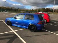 Golf r32 mk4 supercharged