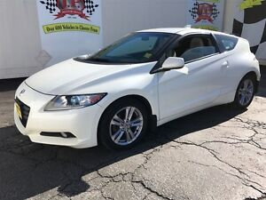 2011 Honda CR-Z Automatic, Steering Wheel Controls, Hybrid