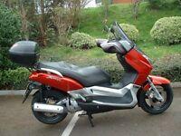 yamaha yp250 xmax scooter