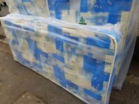 Single Comfy Padded Mattress Brand New Factory Sealed FREE Delivery