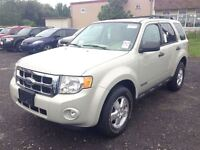 2008 Ford Escape XLT 2.3L - NEW TIRES