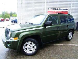 2009 Jeep Patriot 139000KM SEULEMENT CLIMATISEUR ATTACHE-REMORQU