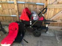 Bugaboo Chameleon Travel System with Extras