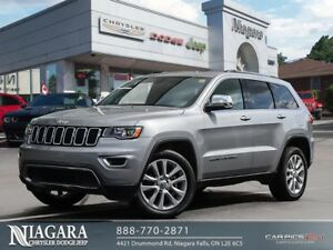 2017 Jeep Grand Cherokee LIMITED | 4X4 | PANORAMIC | LEATHER | N