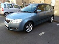 SKODA FABIA LEVEL 1.4petrol,36k,FSH,2keys,full mot,