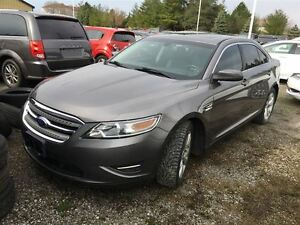 2011 Ford Taurus SEL//BLUETOOTH/HEATED SEATS/SIRIUS RADIO/SUNROO