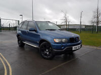 BMW X5 3.0i Auto 4x4,LPG CONVERTED GAS!!!Cheap to run!!! 07512555462!!!!