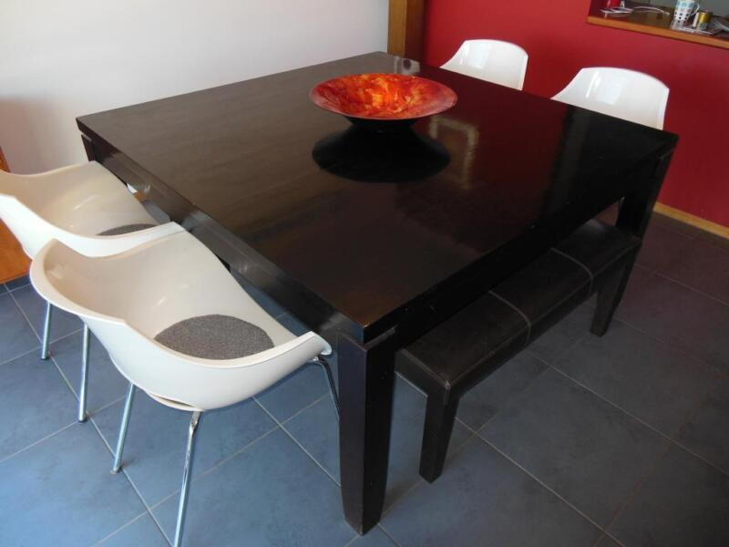 dining table square 8 seater dining table