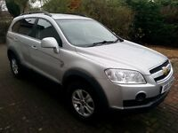 Chevrolet Captiva 2.4 LS 5dr (2007) - Petrol Version, Private Reg Included!!