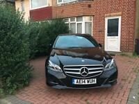 Pco car Mercedes E CLASS 14 reg just 230 pw uber ready to rent