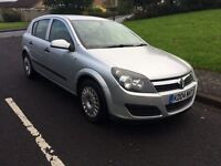 Vauxhall Astra 1.4 only 47000 warranted mileage with full dealer history