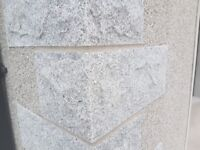 4 Granite Quoins