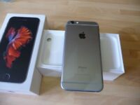 iPhone 6S, 16GB Unlocked in Space Grey