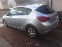 2010 Vauxhall astra 1.4 exclusiv. Low miles 1 year mot