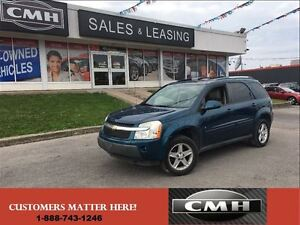 2006 Chevrolet Equinox LT LEATH ROOF ALLOYS *CERTIFIED*