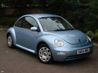 EXCELLENT EXAMPLE!!! 2004 VOLKSWAGEN BEETLE 1.6 Hatchback 3dr, LONG MOT, WARRANTY