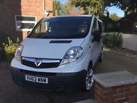 Vauxhall Vivaro Camper Van 2900 CDTI SWB