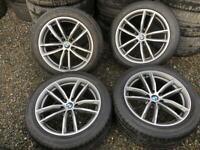 Bmw 5 series m sport 18 inch alloys whells mercedes e class wheels