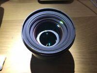 Sigma 50mm f1.4 EX DG (Canon Fit)
