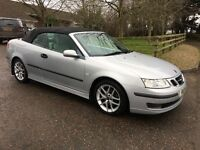 For sale //////// 2007 (diesel) Saab 9-3 convertible