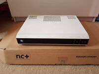 NBOX with Linux Enigma 2, latest model Full HD Reciver, nc+ cyfra polsat