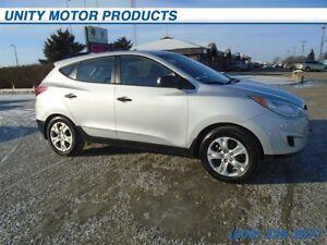 2013 Hyundai Tucson GL- Heated cloth seats! AIr, tilt and cruise