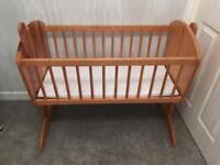 Toys r us Wooden Crib
